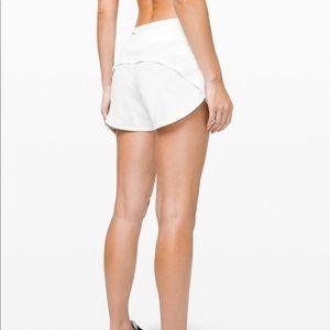 Lulu lemon speed up shorts!